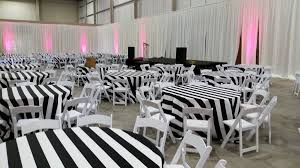 Black And White Striped Chair by Black And White Striped Tablecloth Home Design Ideas