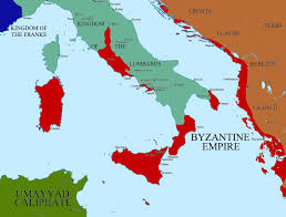 The Map Of Italy by Wi Ahc Germanic Italy Alternate History Discussion