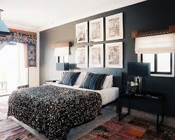 Blue Accent Wall Bedroom by Black Accent Wall Photos Design Ideas Remodel And Decor Lonny