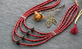 handmade fashion necklace images Ahj fashion jewellery in chennai we are the best handmade jpg