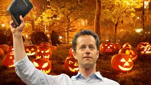 kirk cameron says halloween belongs to jesus youtube