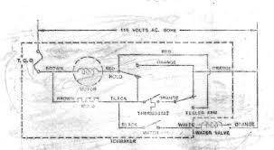 schematic diagram of ice maker