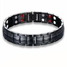 magnetic bracelet tool images Buy generic nice energy magnetic bracelet men golden chain link jpg
