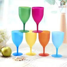 clear plastic cups for wedding 1 clear plastic classicware wine glass 10 pack plastic wine