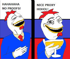 Proxy Meme - well memed proofster well meme d know your meme