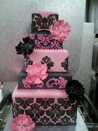 pink and black wedding cake home decorating ideas lalawgroup us