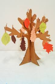 3 d thanksgiving tree craft arbordale publishing s