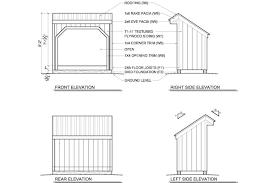 Diy Firewood Storage Shed Plans by Firewood Shed Farm Pinterest Firewood Firewood Storage And