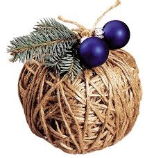 gift wrapping ideas gift box jute twine blue