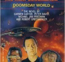 Challenge Worldstar Trek Book Challenge 30 Doomsday World Trek The Next