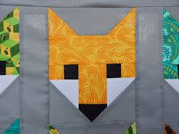 quilting blog cactus needle quilts fabric and more fancy fox quilt