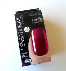 sensationail gel nail polish kit review with pictures u2013 lipgloss