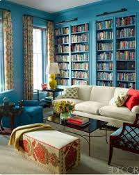 Green Bookshelves - if i were independently wealthy i u0027d buy a big old house the