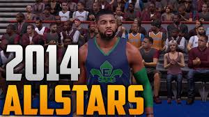 nba 2k16 2014 nba allstar jersey u0026 court tutorial u2013 nba 2k18