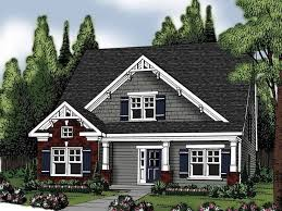 new craftsman house plans eplans new american house plan four bedroom new american 2250