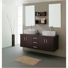 Espresso Vanity Table Enya Double 59 1