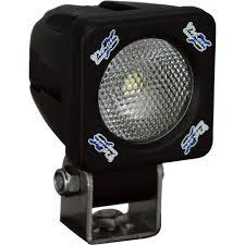 12 Volt Led Light Bulbs by Vision X Solstice Solo Modular Elliptical Beam 12 Volt Square Led