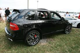Porsche Cayenne Rims - black porsche cayenne turbo on asanti wheels 2 madwhips