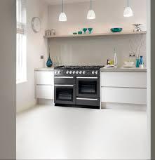 rangemaster nexus 110 range cooker modern white kitchen with