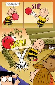 peanuts happy thanksgiving kaboom peanuts series 2 7 charlie brown u0027s bowling charles m
