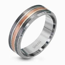 types of wedding ring wedding bands for him at bernie robbins jewelers