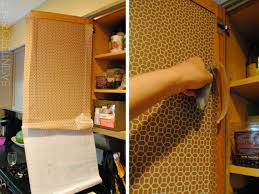 How To Cover Kitchen Cabinets by Kitchen Cabinet Adhesive Paper Home And Interior