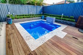 Swimming Pool Design For Small Spaces by Narellan Pools Eden Plunge Pool Want A Pool But Have Little Space