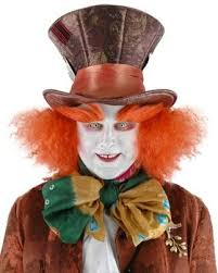 Womens Mad Hatter Halloween Costume Mad Hatter Costumes Costume Discounters