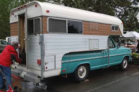 Old Ford Truck Bodies For Sale - vintage truck based camper trailers from oldtrailer com