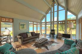 self catering holiday cottages at rahoy estate on remote sea loch