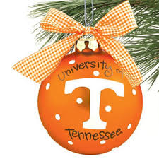 tennessee volunteers ornament tennessee christmas ornaments