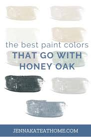 what paint colors go well with honey oak cabinets paint colors that go best with honey oak kate at home