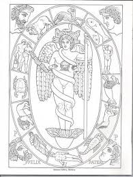 life in ancient rome coloring book 000445 details rainbow