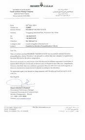 Cover Letter Job Referral Cover Certificates Wuzhou Valve Co Ltd