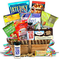 specialty gifts giving food gifts to someone on an specialty diet