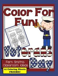 veterans day coloring pages freebie by fern smith u0027s classroom ideas