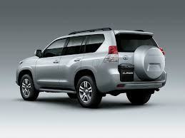 2010 toyota landcruiser prado revealed photos 1 of 14