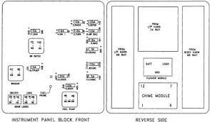 1996 saturn sc1 fuse box diagram electrical problem 1996 saturn