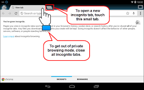 all tabs android browser how to use browsing to hide your tracks on android