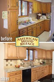 are brown kitchen cabinets outdated outdated cabinetry and countertops no longer matched this