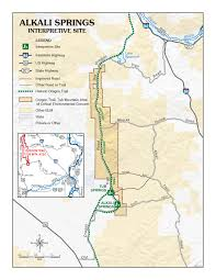 Interstate 26 Map Exploregon And Washington Too With Help Of Blm Maps Kval