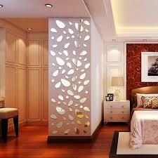 Aliexpress Home Decor 12pcs Set 3d Diy Wall Sticker Decoration Mirror Wall Stickers For
