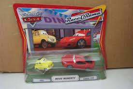 disney cars ferrari world of cars luigi u0026 ferrari f430 movie and 50 similar items