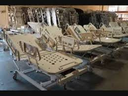 used hospital beds for sale hill rom advanta p1600 hospital beds for sale refurbished youtube