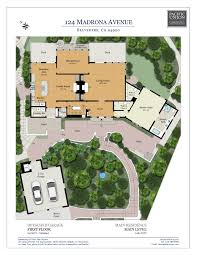 Belvedere Floor Plan Shana Lynch Presents 124 Madrona Ave Belvedere Tiburon Ca For Sale