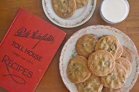 toll house cookies the original chocolate chip cookie