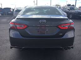 new 2018 toyota camry se standard package b11hst am 4 door car in
