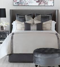 luxury bedding by eastern accents hendrix collection