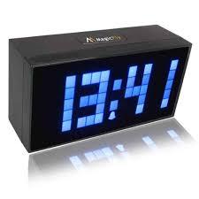 lighted digital wall clock lighted digital wall clock digital wall clock pinterest wall
