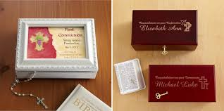 First Communion Jewelry Box First Communion Gift Guide Personal Creations Blog